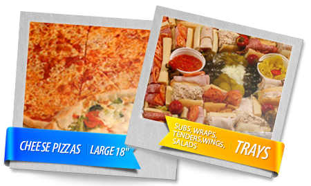 Let Walts Original Primo Pizza Helps Take The Worries Off Your Mind Our Incredible Party Trays Are Not Only Mouthwatering And